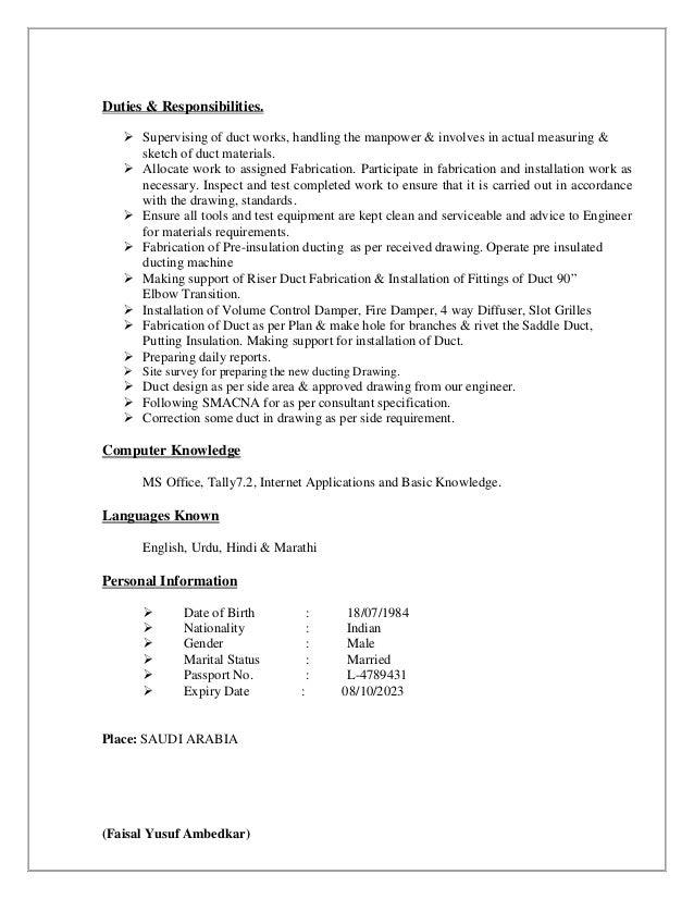 criminal investigation. hvac technician resume format apprentice ...