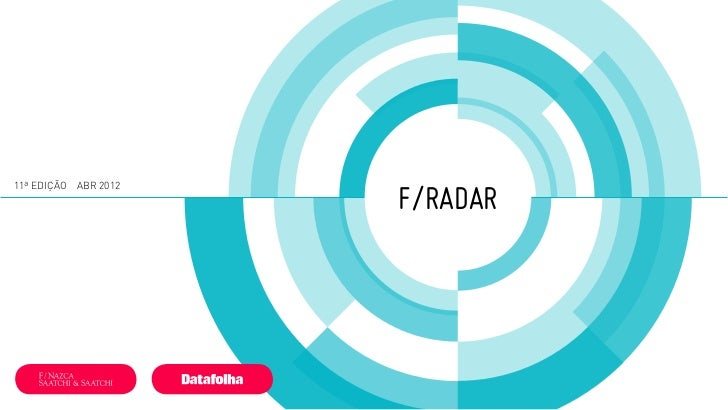 11ª edição   abr 2012                        f/radar