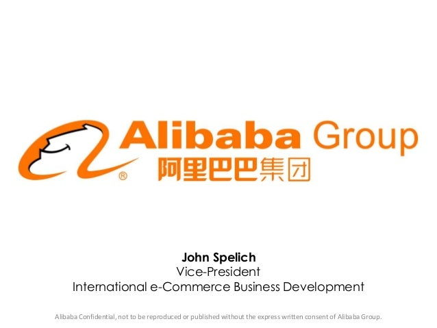 SWOT: Alibaba, Consumer Businesses, China