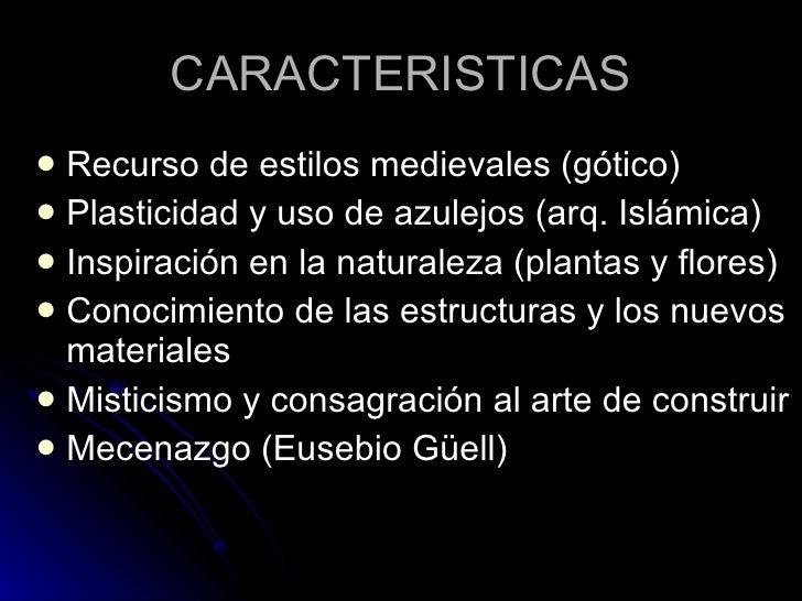 11 arquitectura del siglo xix for Caracteristicas de la arquitectura