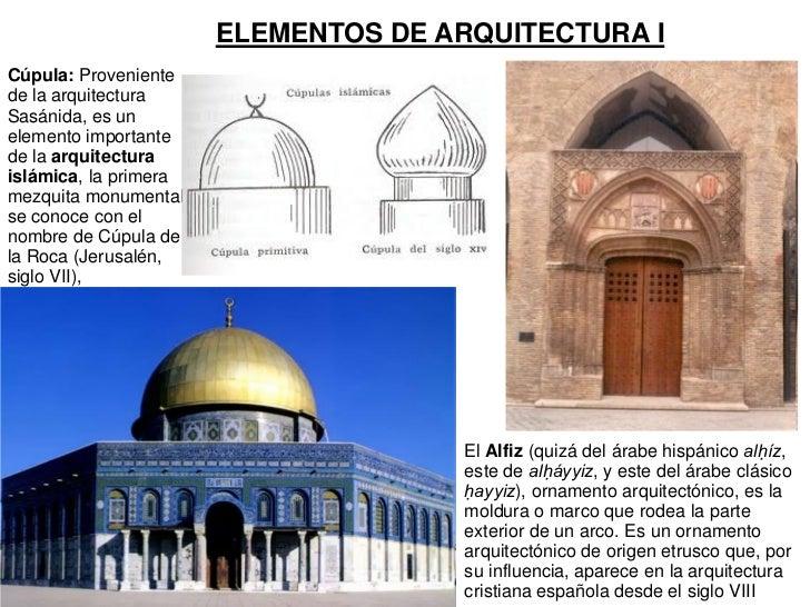 Arquitectura islamica en espa a for Cual es el significado de arquitectura