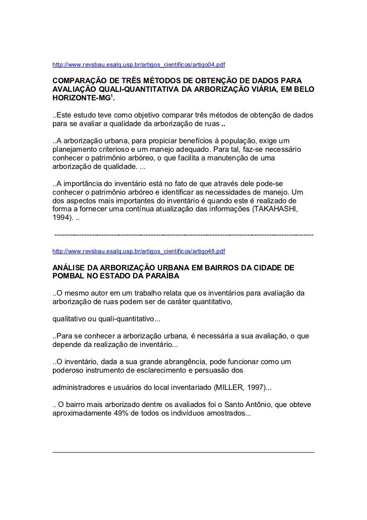 http://www.revsbau.esalq.usp.br/artigos_cientificos/artigo04.pdfCOMPARAÇÃO DE TRÊS MÉTODOS DE OBTENÇÃO DE DADOS PARAAVALIA...