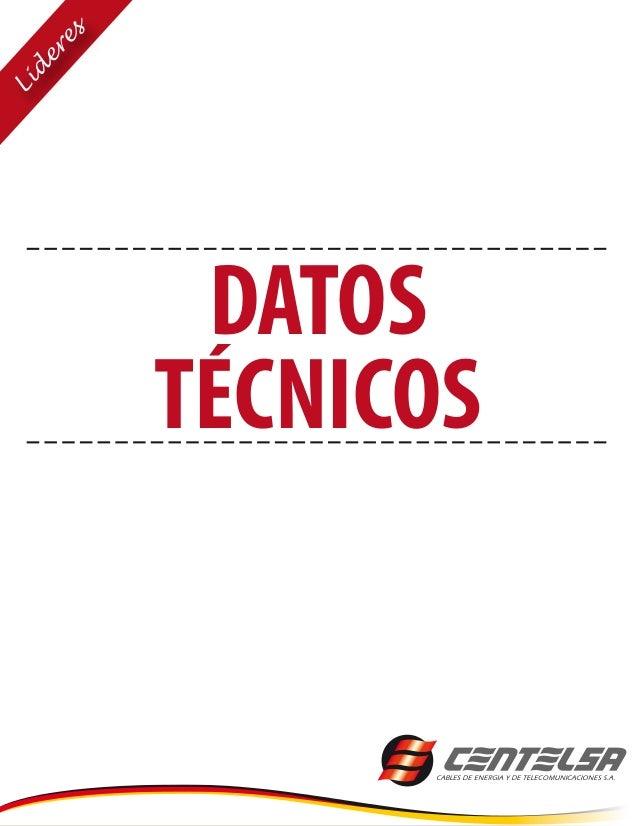 DATOSTÉCNICOS