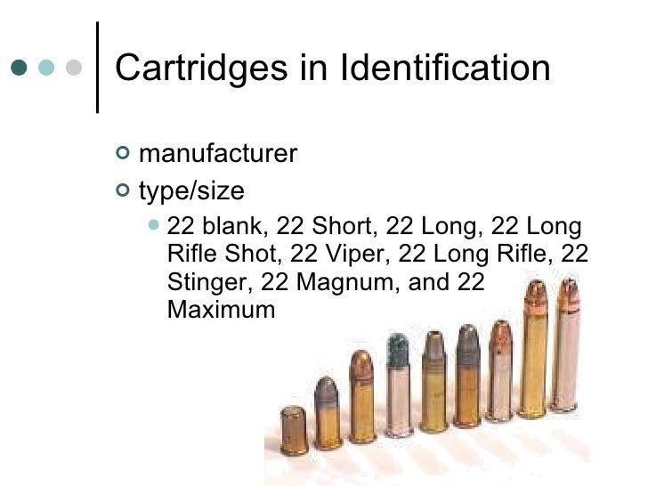 Ballistics Amp Toolmark Analysis
