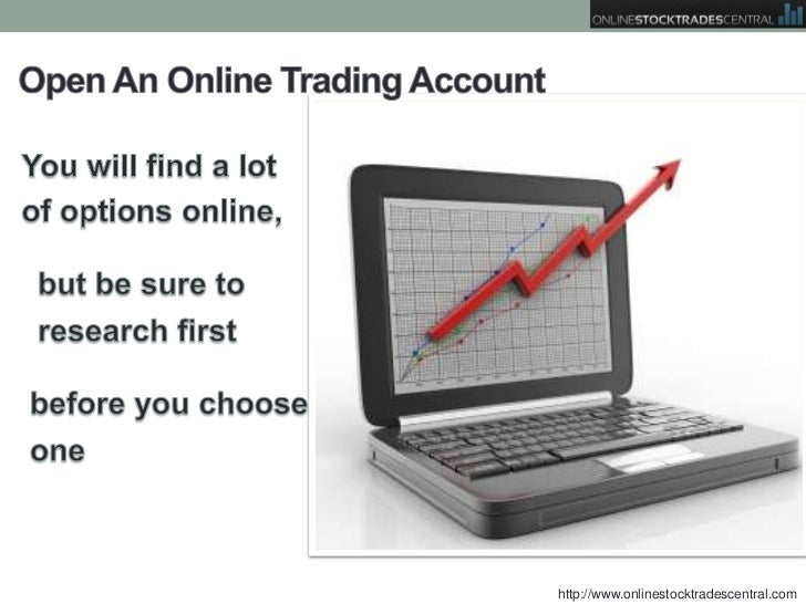 how to begin stock trading online