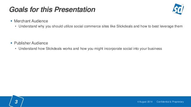 Slickdeals business model