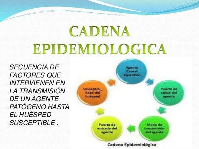 Triada epidemiologica