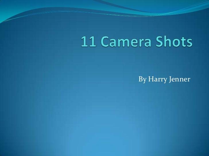 By Harry Jenner