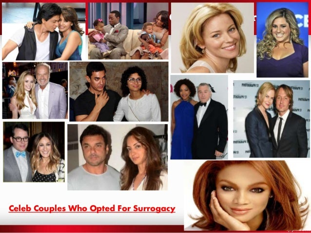 Celebrities Couples Who Opted For Surrogacy Celeb Couples Who Opted For Surrogacy