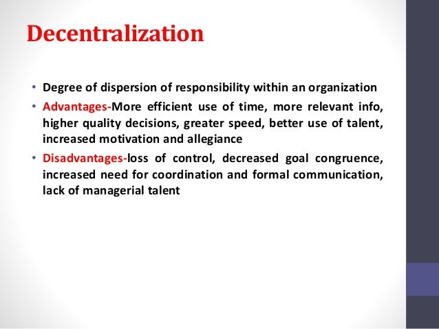 Chapter 11: Responsibility Budgeting Slide 3