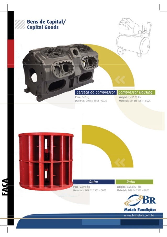 BR Metals Presentation Folder