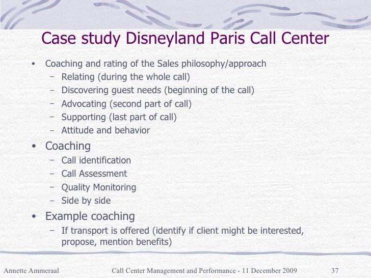 Call Center Case Studies
