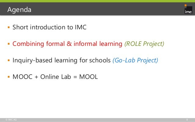 Industrial E Learning Innovation Transfer From Research