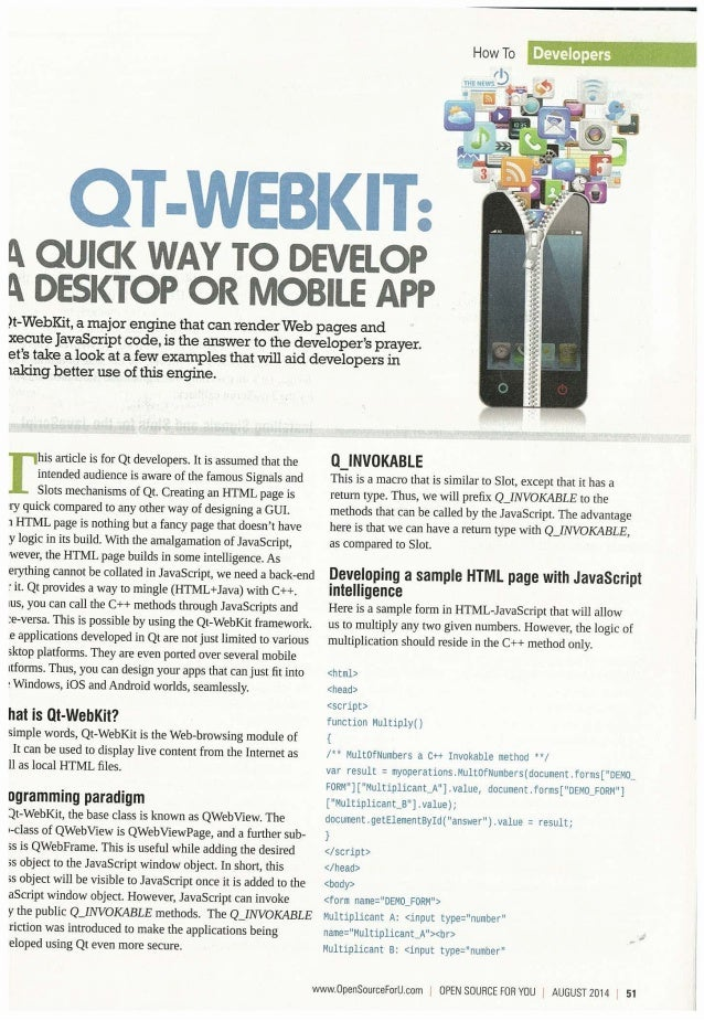 Qt-Webkit