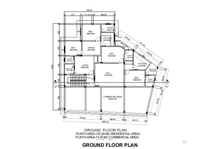 Analysis and design of building