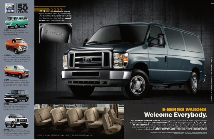 11 Ford Econoline Brought To You By Maryland Dealer