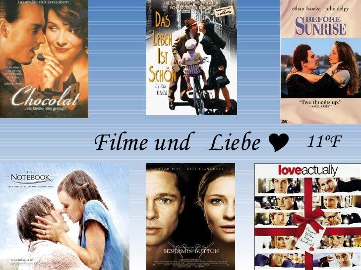 Filme und Liebe    11ºF