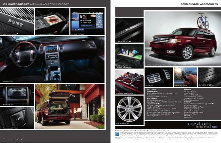 Jack Madden Ford 2011 Ford Flex Brochure
