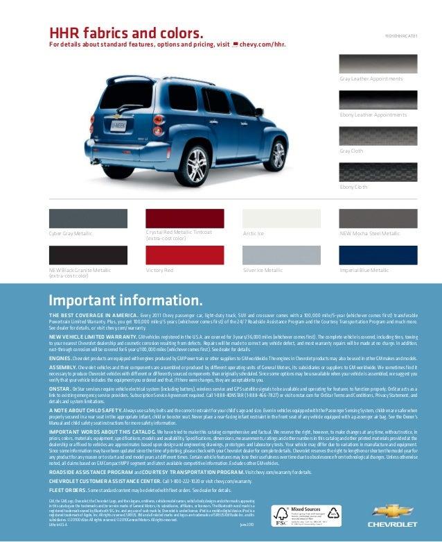 Great XX% GM,theGMLogo,Chevrolet,theChevroletLogo,andtheslogans,emblems,vehiclemodelnames,  2011 Chevrolet HHR West Herr Chevrolet Orchard Park ...