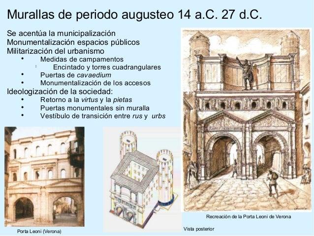 Ingenieria militar romana