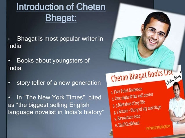 One Night @ the Call Center – Chetan Bhagat