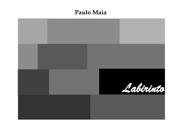 Paulo Maia             Labirinto