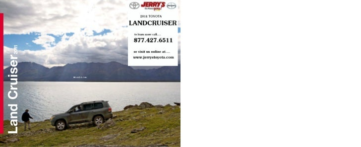Land Cruiser          2011        US-LC11-1-A