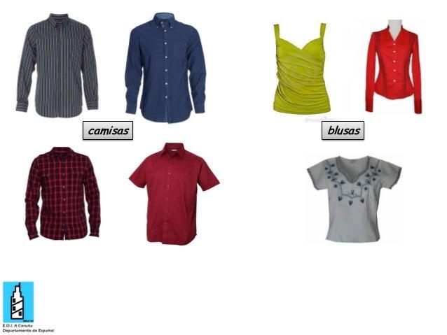 11 la ropa (presentación) Slide 2