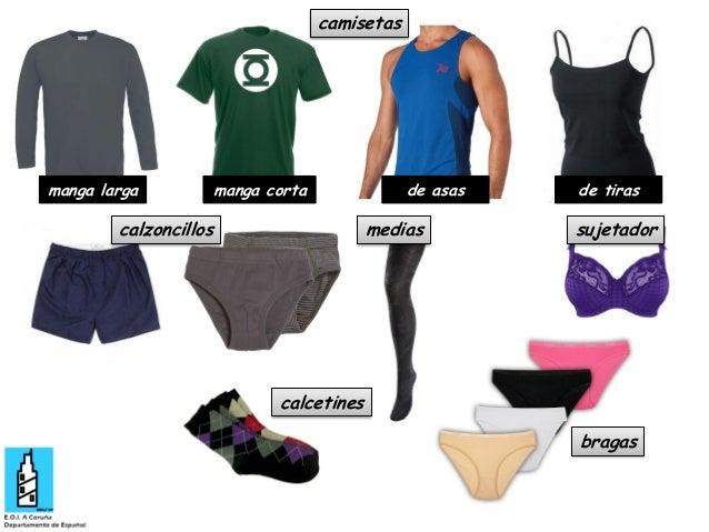 11 la ropa (presentación) Slide 3