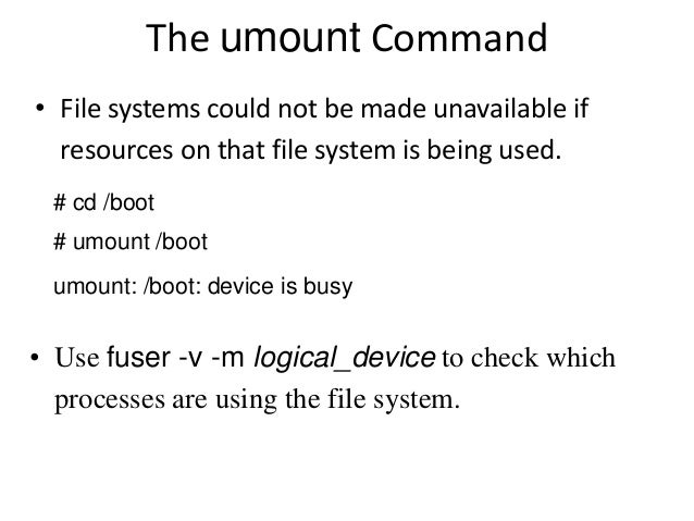 11 linux filesystem copy
