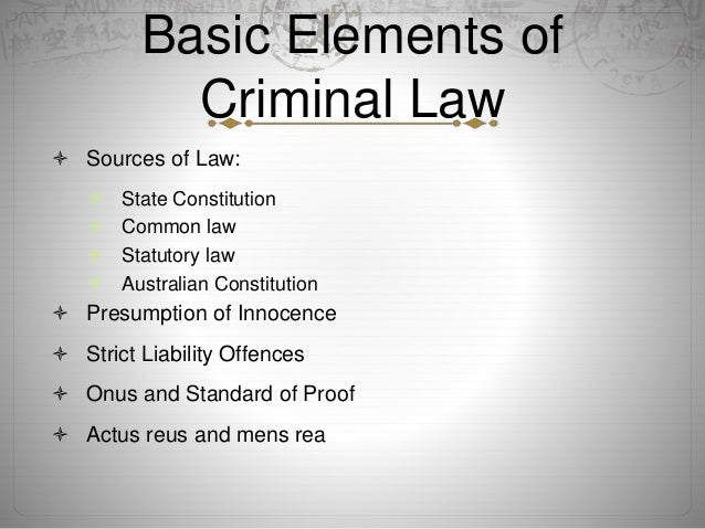strict liability criminal law The use of strict liability in criminal law is controversial as it means a person may be liable where they are not at fault or have taken all reasonable care to.