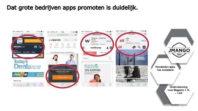Magento 2 Seminar - Maarten Schuiling - The App Economy Slide 3