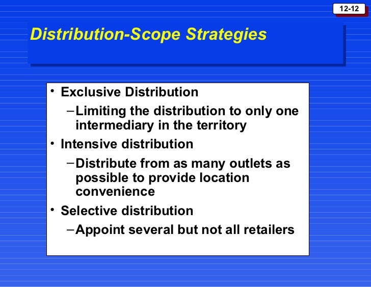 Know the Advantages and Disadvantages of Intensive Distribution?