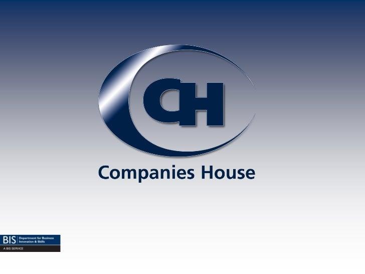 Gareth JonesChief Executive and Registrar of Companies