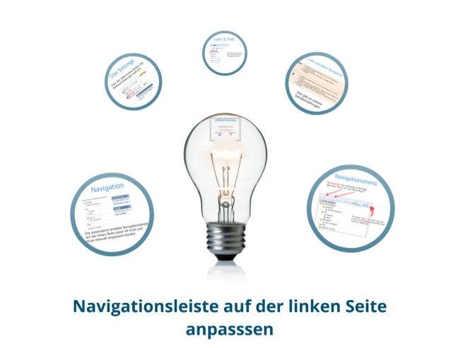 SharePoint Lektion #11 Navigationsleiste anpassen
