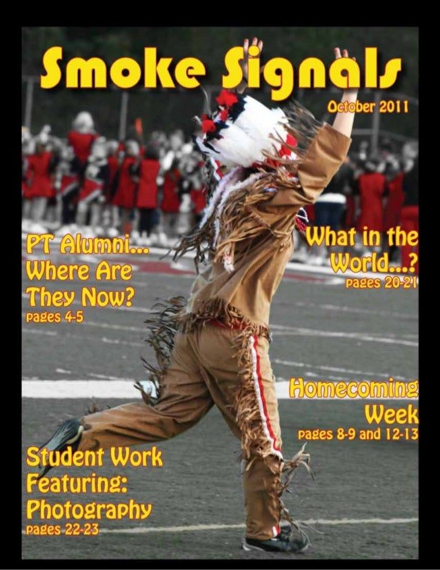 Photo by Jennifer Coffey  Smoke Signals Volume 3 Issue 1  Peters Township High School 264 East McMurray Road McMurray, PA ...