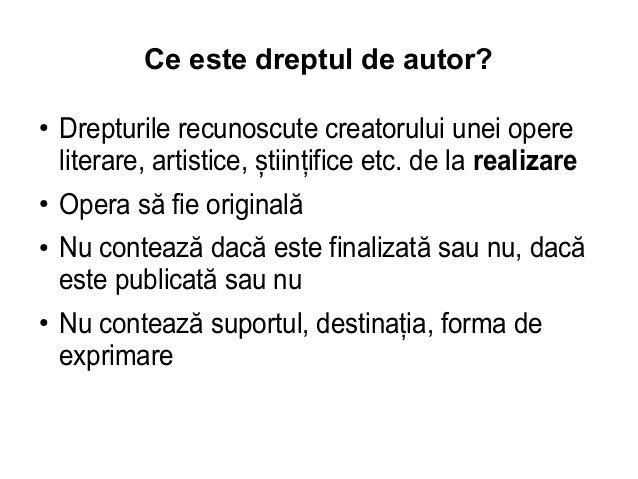 Drepturi de autor în era digitală - 11 octombrie, Sibiu Slide 2