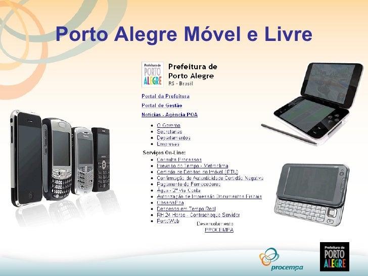 Porto Alegre Móvel e Livre
