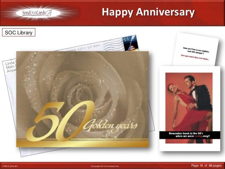 Happy Anniversary<br />SOC Library<br />Linda Smith<br />Main Street<br />Anywhere, USA<br />Linda Smith<br />Main Street<...