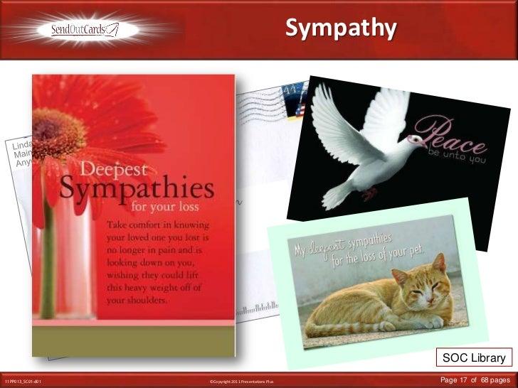 Sympathy<br />Linda Smith<br />Main Street<br />Anywhere, USA<br />Mr. & Mrs. John Smith<br />Main Street<br />Anywhere, U...