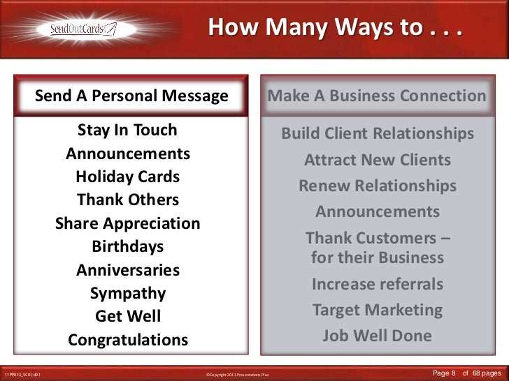 Build Client Relationships<br />Attract New Clients<br />Renew Relationships<br />Announcements<br />Thank Customers – for...
