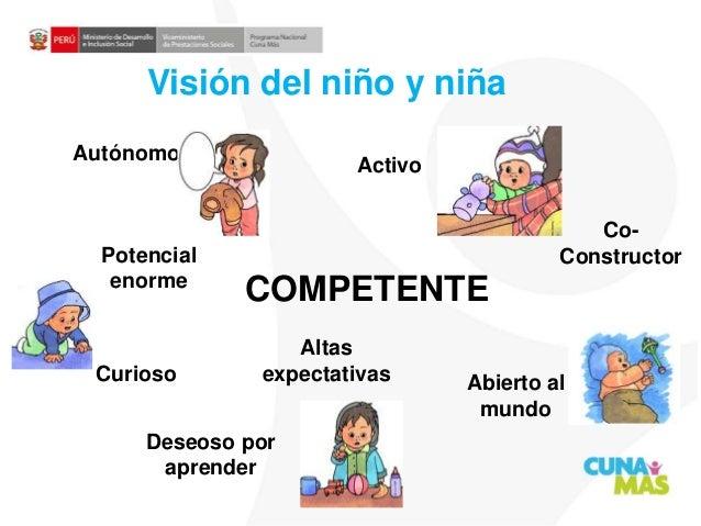 11) ppt visión de niño y desarrollo del niño jul 2015 85d1d21fcd0