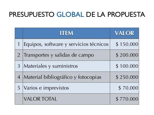 Cronograma presupuesto y bibliograf a for Presupuesto para una pileta de material