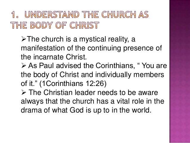 11 principles of christian leadership  Slide 2