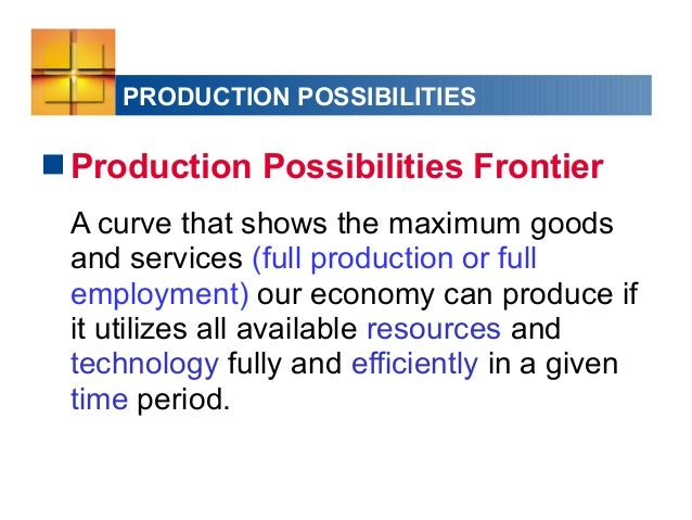 what other factors can expand the production possibilities frontier Productivity beneficiaries to expand amount of each of the factors of production productivity: production-possibility frontier productivity growth is.
