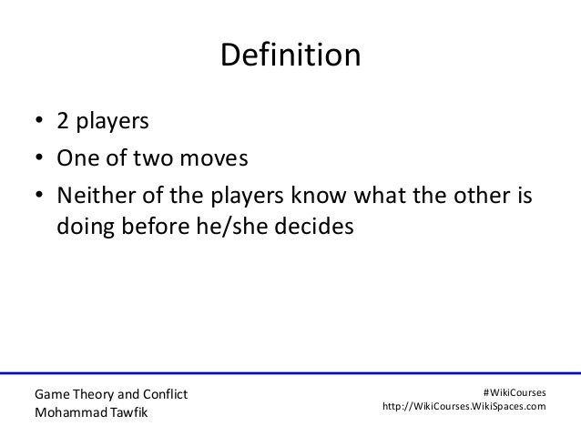 negotiation game theory and games J collective negotiations, vol 31(1) 21-32, 2006 labor negotiations and game theory: the case of asymmetric bargaining power lawrence j haber.