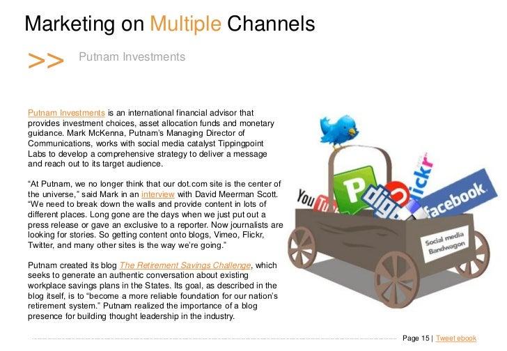 Marketing on Multiple Channels >>                        Putnam Investments                           Putnam Investments  ...