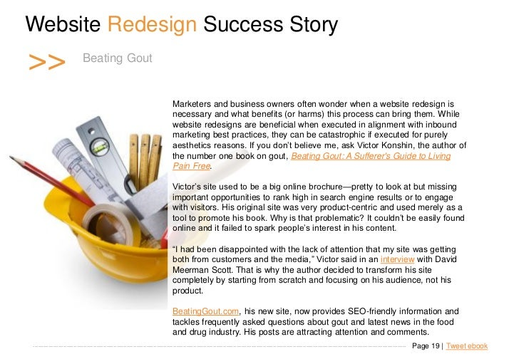 how to write a success story ppt file