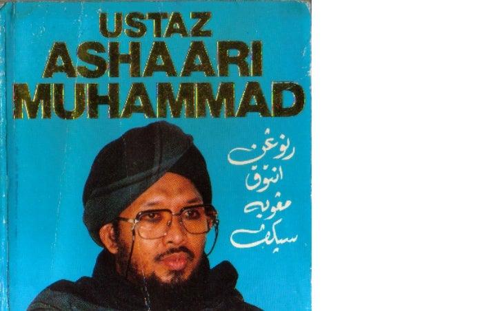U s t a zAshaari Muhammad Renungan  U n t u k Mengubah'  Sikap   ,       Disusun oleh:   Ustazah Khadijah Aam
