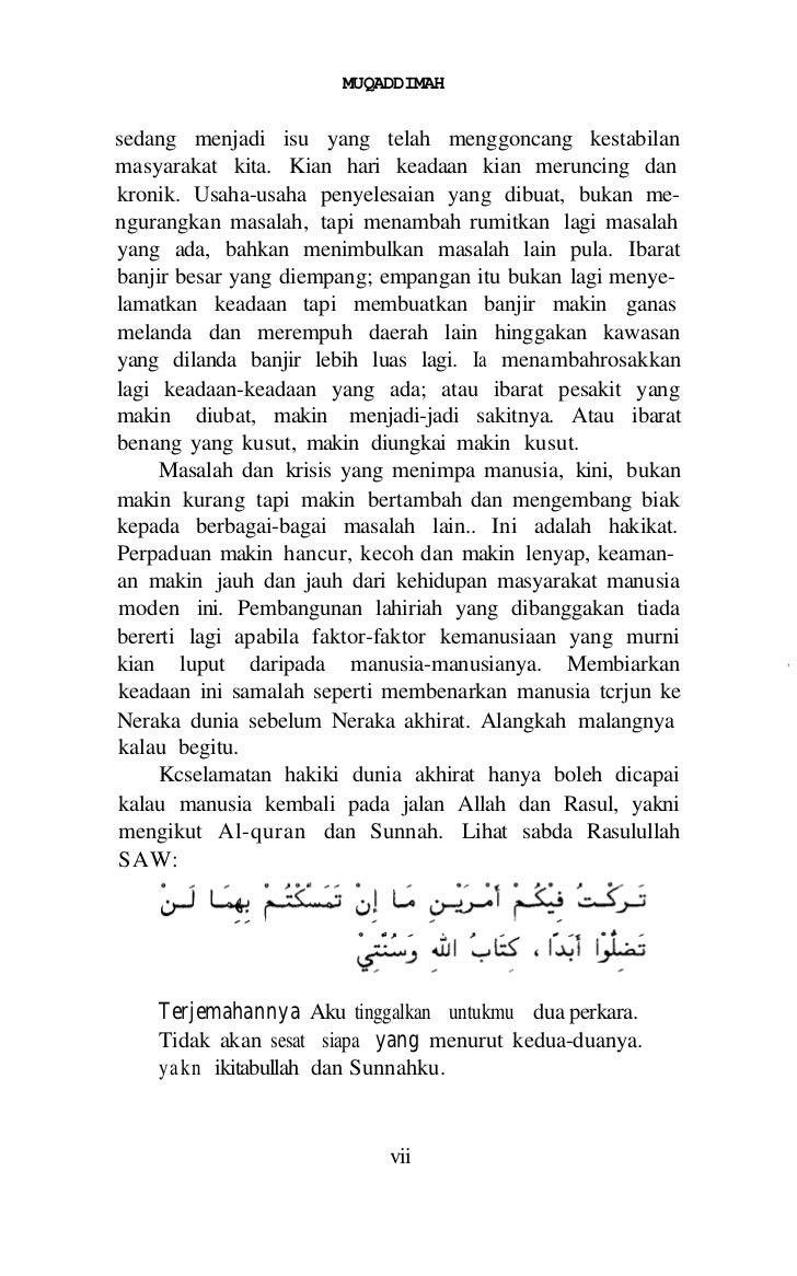 RENUNGAN UNTUK   MENGUBAH   SIKAP     Ertinya manusia hari ini sudah membelakangkan AlQuran dan Sunnah. Sebab itu mereka t...